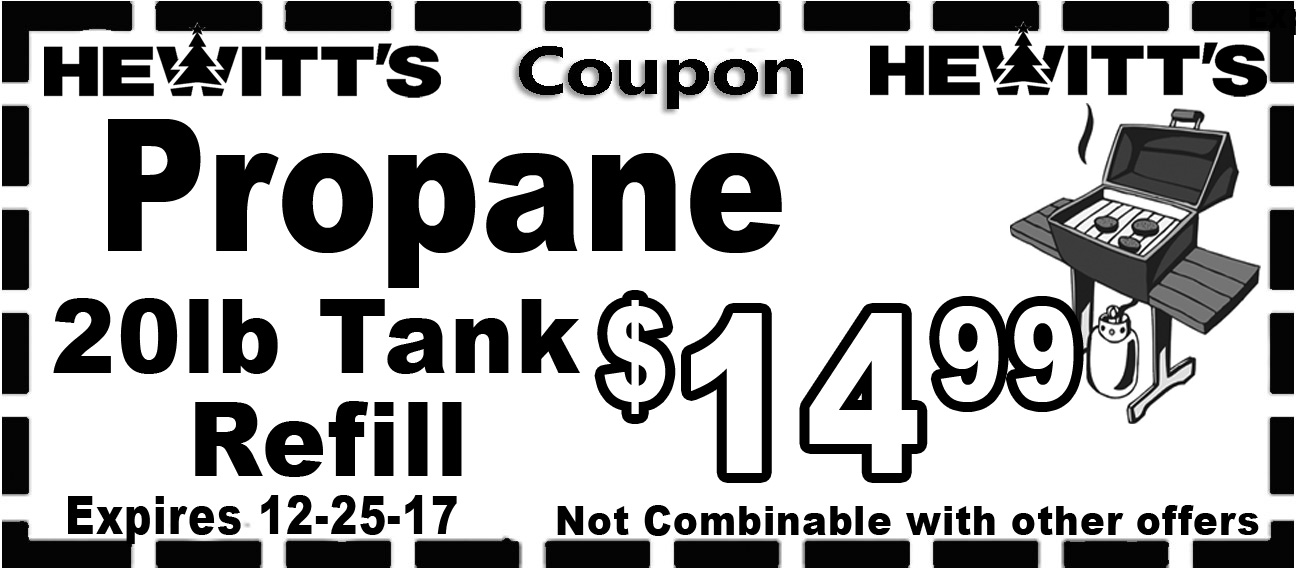 Hewitts coupons